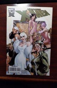 The Uncanny X-Men #504 (2009)