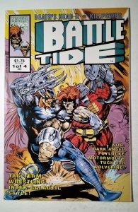Battle Tide #1  Marvel Comic Book J757