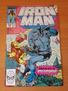 Iron Man #236 ~ NEAR MINT NM ~ 1988 Marvel Comics