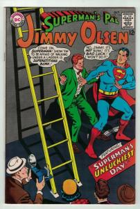 JIMMY OLSEN 106 FINE LEGION  OCT 1967