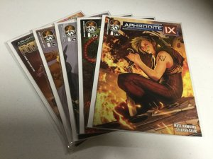 Aphrodite IX 6 7 8 10 Cyberforce Special 1 Nm Near Mint Top Cow