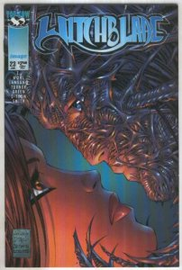 WITCHBLADE Vol.1: Numero 23 (Image 1998)