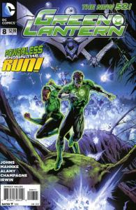 Green Lantern (5th Series) #8 VF/NM; DC | save on shipping - details inside