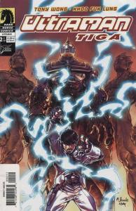 Ultraman Tiga #2 FN; Dark Horse | save on shipping - details inside