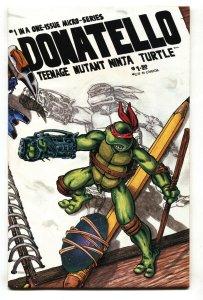 Donatello, Teenage Mutant Ninja Turtle #1 1986 FIRST ISSUE - NM-