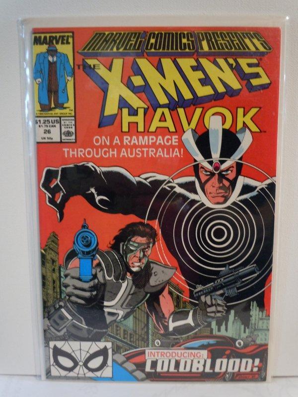 Marvel Comics Presents #26