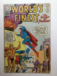 Worlds Finest 119 Fine- fn- 5.5 Dc Comics