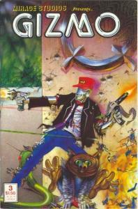 Gizmo (1986 series) #3, NM- (Stock photo)