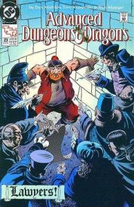 Advanced Dungeons & Dragons #23, NM (Stock photo)