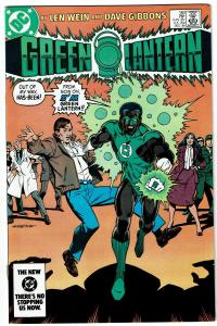 Green Lantern #183 (1st Series)   8.0 VF