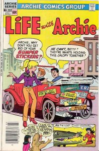 Life with Archie (1958 series) #232, NM (Stock photo)