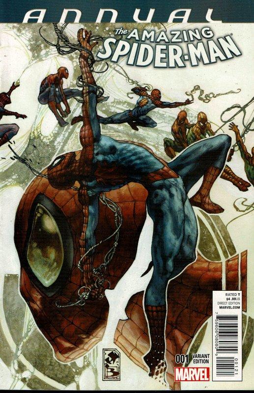 Amazing Spider-Man Annual #1 - NM - Variant Cover
