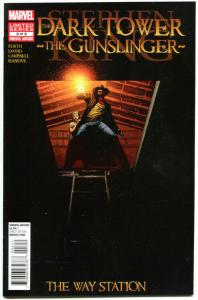 STEPHEN KING DARK TOWER GUNSLINGER - The WAY STATION #3, VF+,  more in store