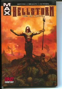 Hellstorm: Son Of Satan-Alexander Irvine-2007-PB-VG/FN