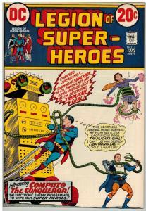 LEGION OF SUPER HEROES (1973) 3 VF May 1973