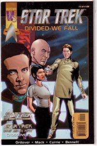 Star Trek  : Divided We Fall   #2 of 4 FN
