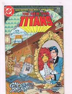 New Teen Titans #12 VF/NM 1st Print DC Comic Book Robin Cyborg DE2