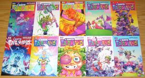 I Hate Fairyland #1-20 VF/NM complete series + special - skottie young set