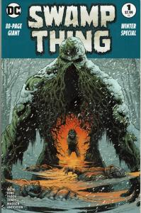 Swamp Thing Winter Special, NM, 2nd Print