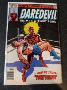 Daredevil #164  Origin Retold Frank Miller F+/VF