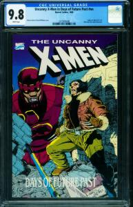 UNCANNY X-MEN IN DAYS OF FUTURE PAST-CGC 9.8 SENTINELS-2015993008