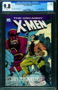 UNCANNY X-MEN IN DAYS OF FUTURE PAST-CGC 9.8 SENTINELS-2015993008