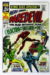 Daredevil (1964 series) Special #1, VF- (Actual scan)