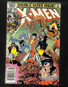 Uncanny X-Men #166 1st Lockheed!