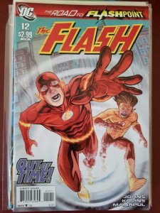 FLASH #12, NM-, FlashPoint, Out of Time, 2010 2011, more DC in store