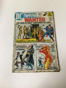 DC Special 14 Vg- Very Good- 3.5 DC Comics