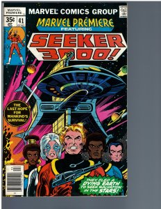 Marvel Premiere #41 (1978)