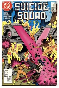 Suicide Squad #23 VF/NM 1989 1st Oracle comic book