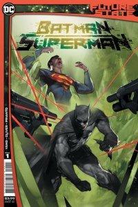Future State: Batman/Superman #1, NM + (Stock photo)