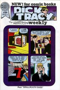 Dick Tracy Monthly/Weekly #96, NM + (Stock photo)