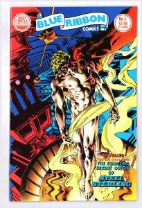 Blue Ribbon Comics #3 (1983)