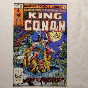 Conan the King 18 Very Fine+