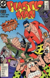 Plastic Man (3rd Series) #1 FN; DC | save on shipping - details inside