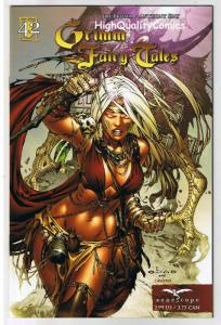 GRIMM FAIRY TALES #42, NM-, Baba Yaga, Ebas, Zenescope, 2005, more GFT in store