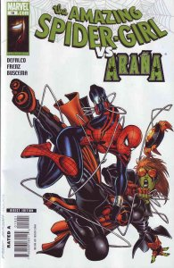 Amazing Spider-Girl #19A VF/NM; Marvel | save on shipping - details inside