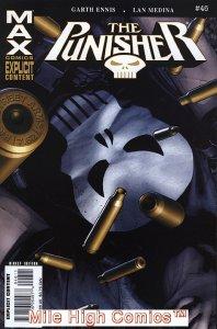 PUNISHER MAX (2004 Series) #46 Near Mint Comics Book