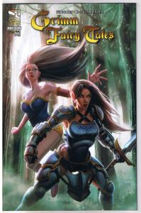 GRIMM FAIRY TALES #72 A, NM-, 2005, 1st, Good girl, Witch, more indies in store