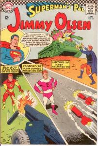 JIMMY OLSEN 99 VG+ LEGION CAMEO COMICS BOOK