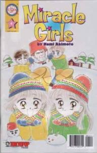 Miracle Girls #4 VF/NM; Tokyopop | save on shipping - details inside