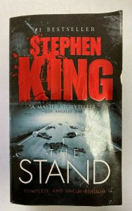 Stephen King The Stand Complete and Uncut Edition Used condition Years vary
