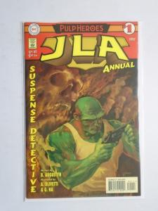 JLA (1997) Annual #1 - 8.0 VF - 1997