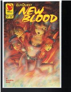 ElfQuest: New Blood #19 (Warp, 1994)