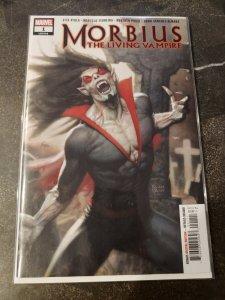 Morbius The Living Vampire #1 NM