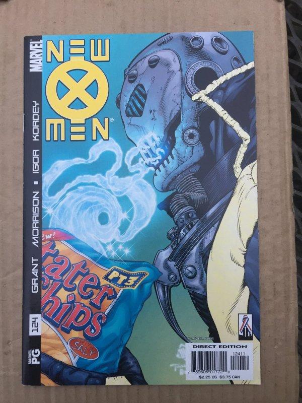 New X-Men #124 (2002)