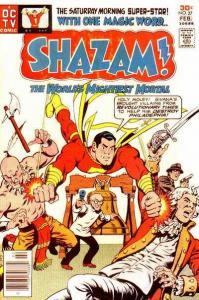 Shazam! (1973 series) #27, VG+ (Stock photo)