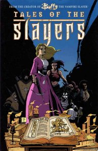 Buffy the Vampire Slayer, Tales of the Slayers TPB #1 VF/NM; Dark Horse | save o